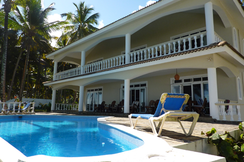 #3 Beautiful Beachfront Villa Cabarete Area