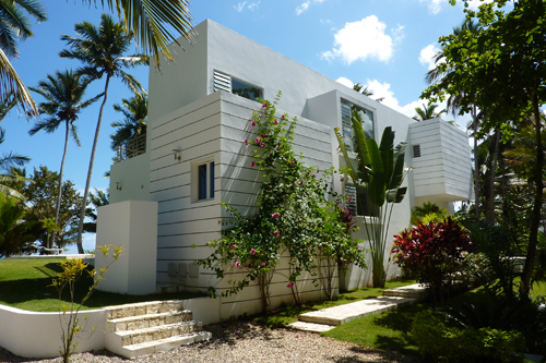 #7 Modern style beachfront Villa for sale