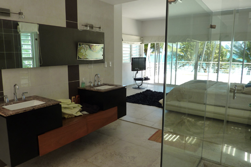 #5 Modern style beachfront Villa for sale