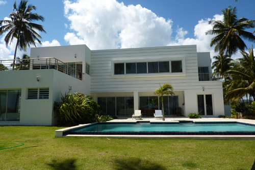 #2 Modern style beachfront Villa for sale