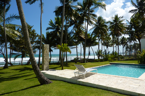 #1 Modern style beachfront Villa for sale