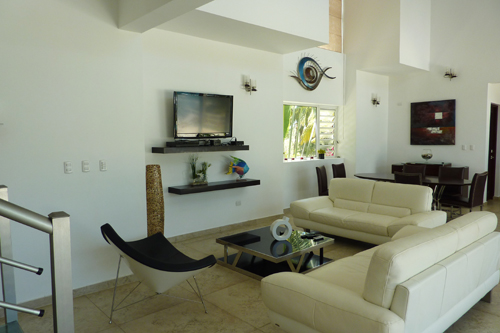 #3 Modern style beachfront Villa for sale
