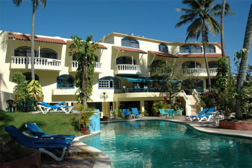 #3 Hotel with 70 Rooms in Cabarete