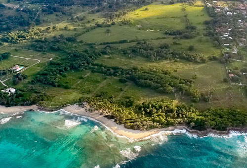 #2 Beachfront property perfect for development in Cabarete