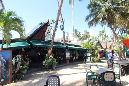 #7 Excellent income producer beachfront business in Cabarete center