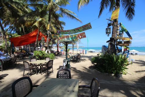 #5 Excellent income producer beachfront business in Cabarete center