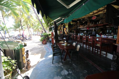 #1 Excellent income producer beachfront business in Cabarete center