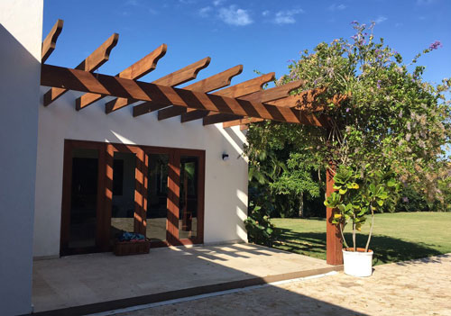 #3 Spacious 4 bedroom villa inside Metro Club Juan Dolio