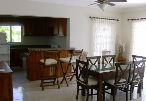 #6 Spacious 4 bedroom villa inside Metro Club Juan Dolio