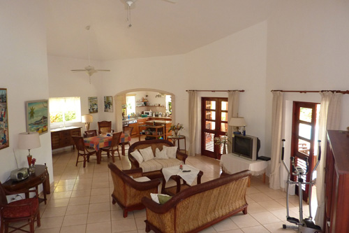 #5 Lovely villa with guesthouse and ocean view