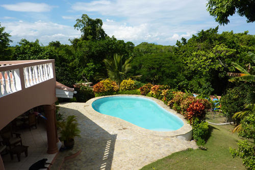 #6 Lovely villa with guesthouse and ocean view