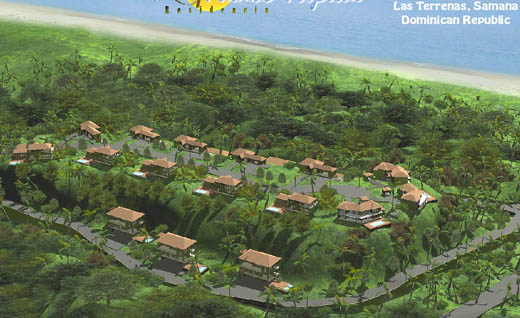 #2 New real estate development of 20 luxury villas