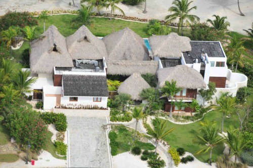 #3 Villa with four bedrooms inside Cap Cana Caleton Estate