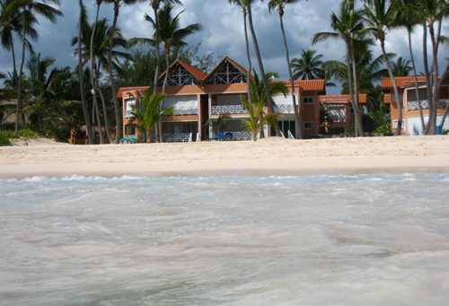 #1 Fully furnished beachfront condo in Bavaro