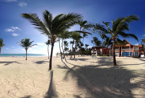 #2 Fully furnished beachfront condo in Bavaro