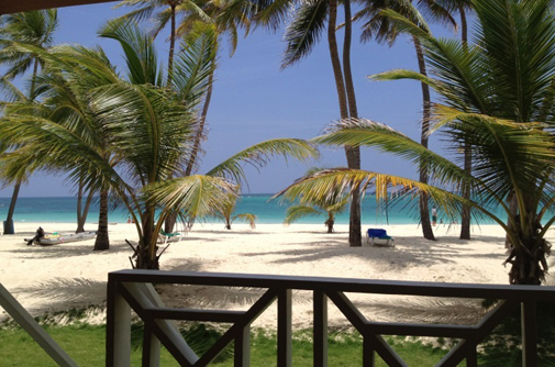 #0 Fully furnished beachfront condo in Bavaro