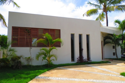 #3 Modern design villa in popular gated community