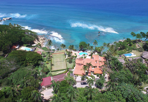 #1 Magnificent oceanfront mansion with panoramic views
