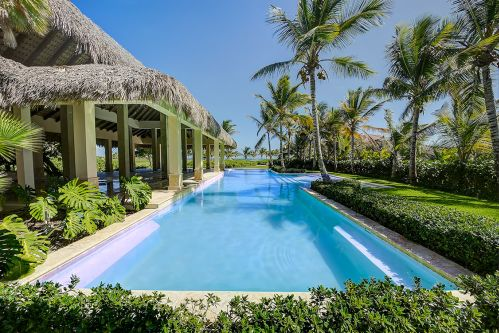 #1 Luxury Beachfront Mansion in Punta Cana