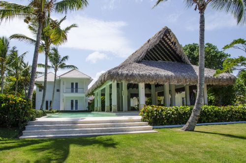 #0 Luxury Beachfront Mansion in Punta Cana