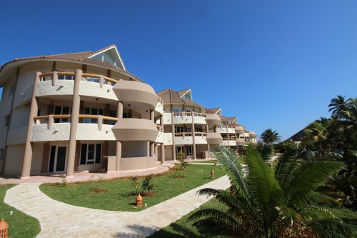 #1 Luxury Beachfront Condos situated on the quiet side of Cabarete
