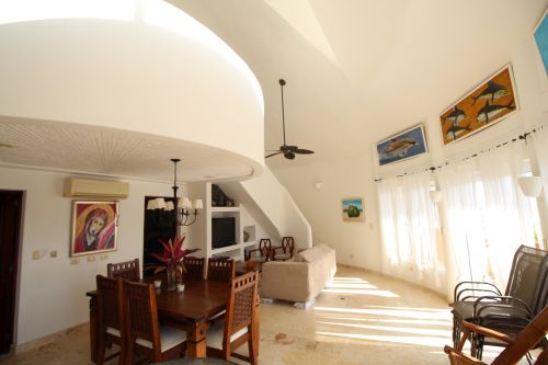 #3 Luxury Beachfront Condos situated on the quiet side of Cabarete