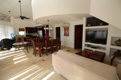 #7 Luxury Beachfront Condos situated on the quiet side of Cabarete