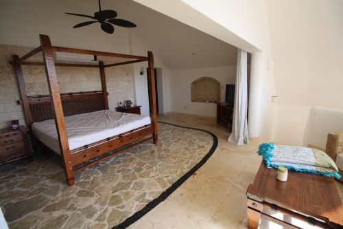 #4 Luxury Beachfront Condos situated on the quiet side of Cabarete