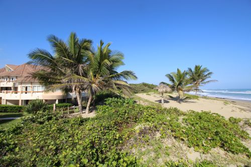 #8 Luxury Beachfront Condos situated on the quiet side of Cabarete