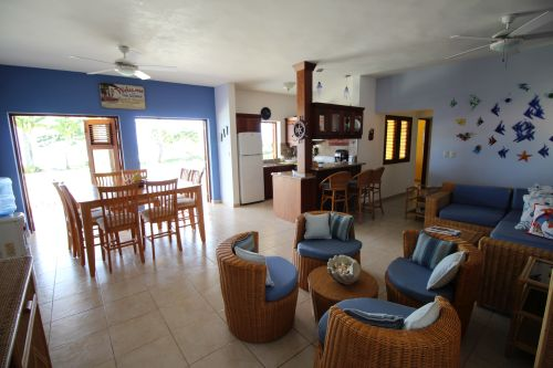 #5 Beautifully designed beachfront villa with spacious accommodation