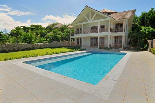 #9 Oceanfront Villa with spacious accommodation