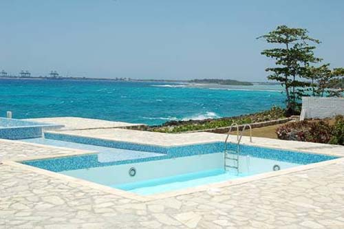 #2 Unique oceanfront villa with panoramic views in Boca Chica
