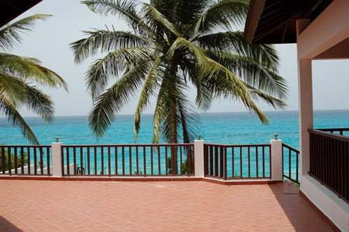 #1 Unique oceanfront villa with panoramic views in Boca Chica