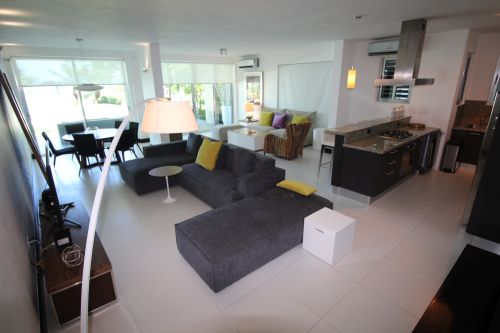 #3 Spectacular Modern Beachfront Apartment with 3 Bedrooms in Sosua