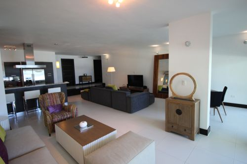 #2 Spectacular Modern Beachfront Apartment with 3 Bedrooms in Sosua
