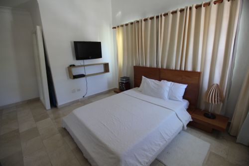#5 Truly 3 bedroom duplex penthouse steps from Cabarete beach