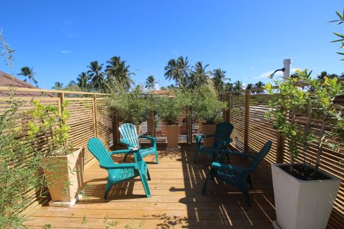 #8 Truly 3 bedroom duplex penthouse steps from Cabarete beach