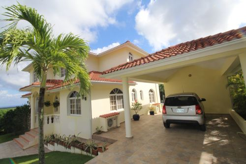 #9 Villa with panoramic views for sale in The Palms Puerto Plata