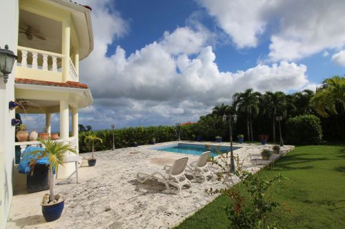 #8 Villa with panoramic views for sale in The Palms Puerto Plata