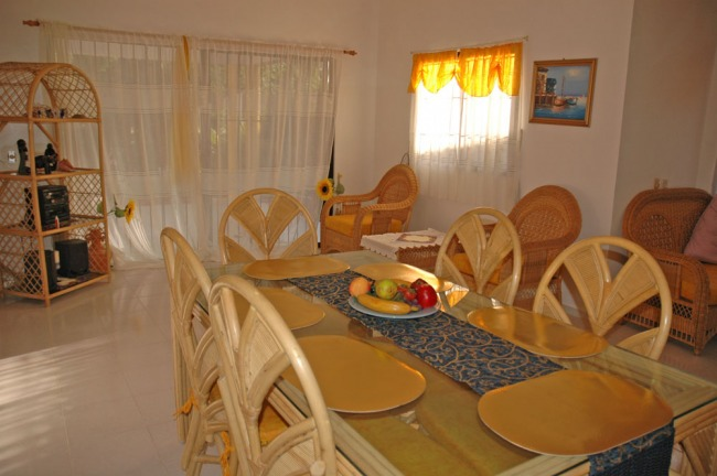 #6 Villa in gated beachfront residential area Cabarete