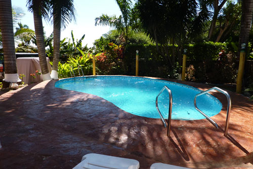 #9 Villa in gated beachfront residential area Cabarete