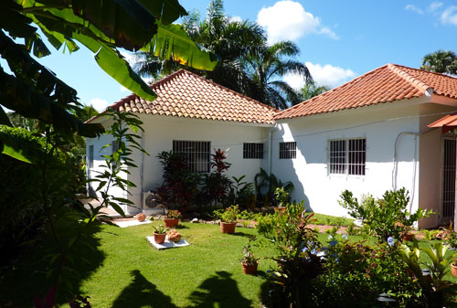 #5 Villa in gated beachfront residential area Cabarete