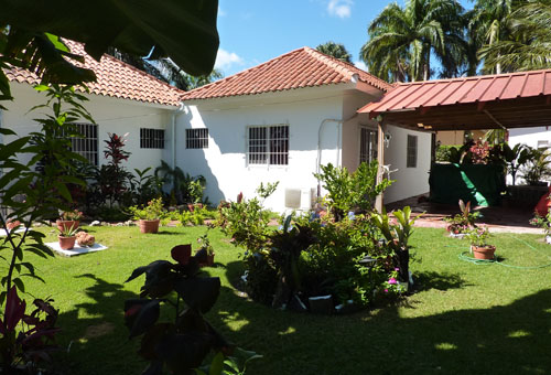 #7 Villa in gated beachfront residential area Cabarete
