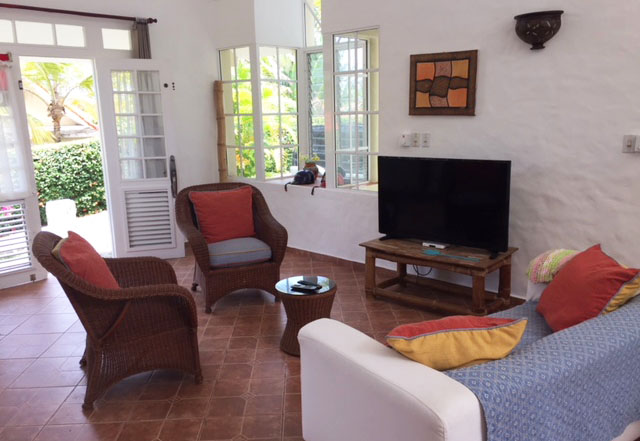 #2 Villa with 2 Bedrooms and Pool in popular gated community
