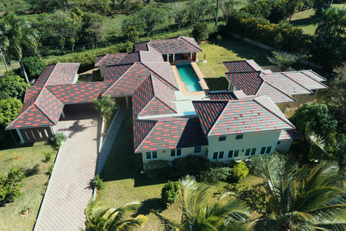#0 Beautifully designed mansion in select community close to the beach
