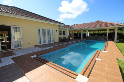 #12 Beautifully designed mansion in select community close to the beach