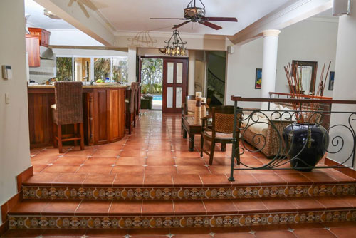 #10 Magnificent Beachfront Luxury Villa in secured gated community