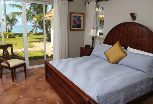 #2 Magnificent Beachfront Luxury Villa in secured gated community