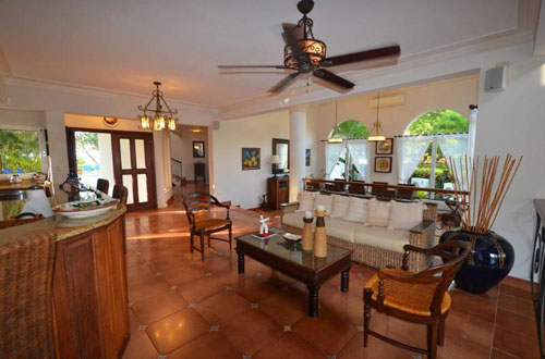 #3 Magnificent Beachfront Luxury Villa in secured gated community