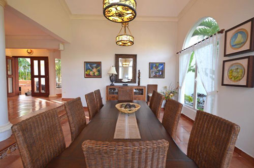 #7 Magnificent Beachfront Luxury Villa in secured gated community